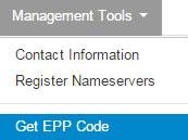 get-domain-EPP-code