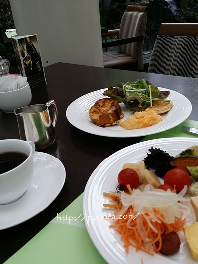 ウェスティンホテル大阪の朝食