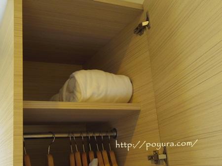 三井ガーデンホテル汐留イタリア街バスローグ完備してあった