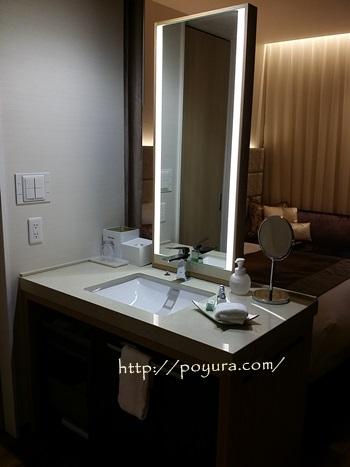 三井ガーデンホテル大阪プレミアのレディースフロアの宿泊感想