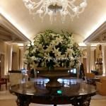 ホテル阪急インターナショナルのフロント