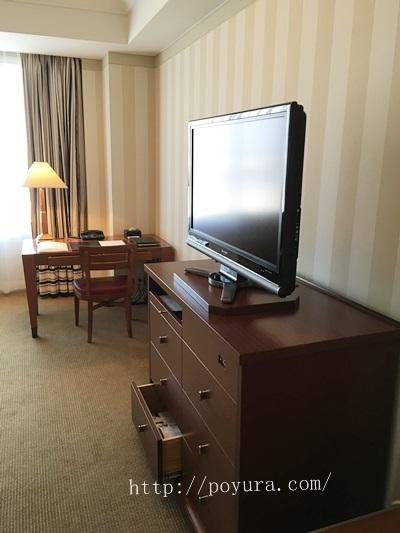 帝国ホテル大阪宿泊感想テレビ