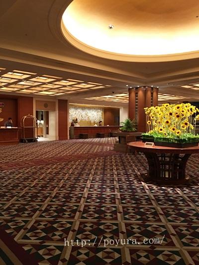 帝国ホテル大阪のロビー感想