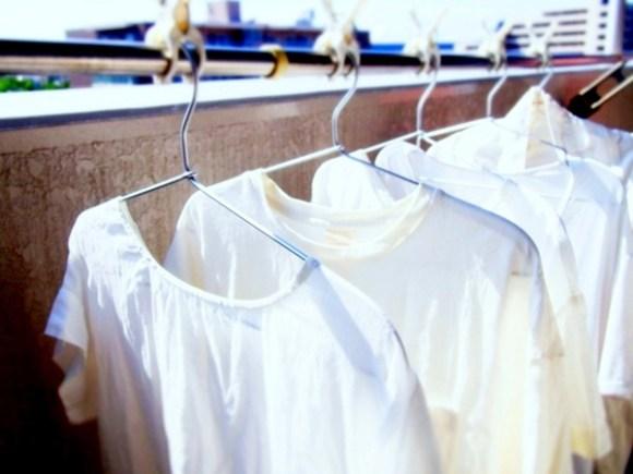 洗濯物を畳まない方法