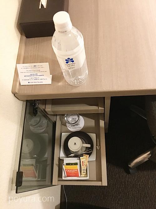 ホテル日航福岡宿泊記