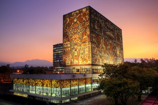 biblio-mexico city
