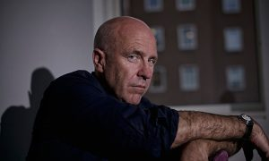 Richard Flanagan: 'Now people don't look to politics for change – but there is no new mechanism.'