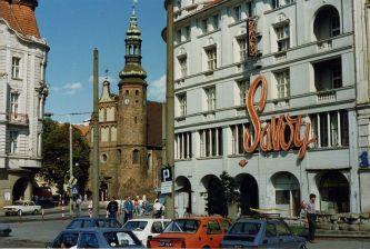 Bydgoszcz, rok 1990
