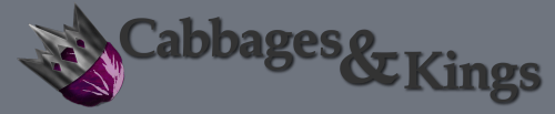 cabbages kings baner