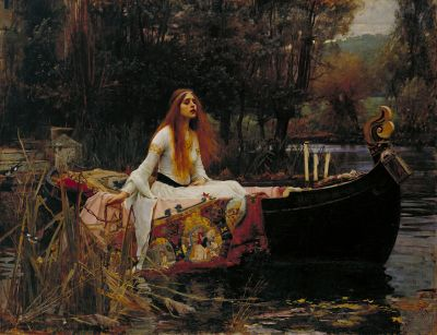 Waterhouse Shalott