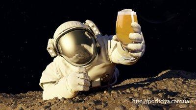 Студенты американского ВУЗа хотят сварить на Луне пиво