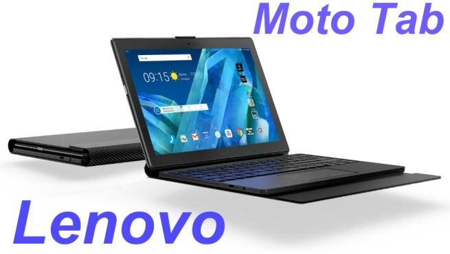 Lenovo мототаб