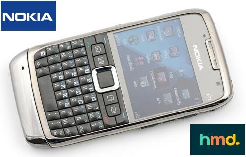 HMD Global может реинкарнировать Nokia E71.
