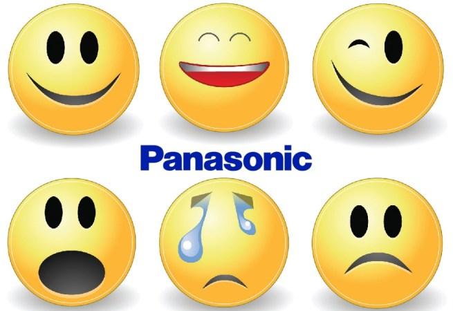 Панасоник распознает эмоции