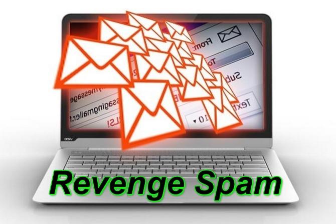 Сервис Revenge Spam, как способ тонко отомстить врагам!