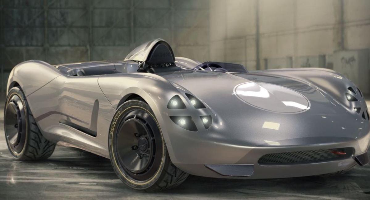 La Bandita – автомобиль, полностью напечатанный 3D-принтером.