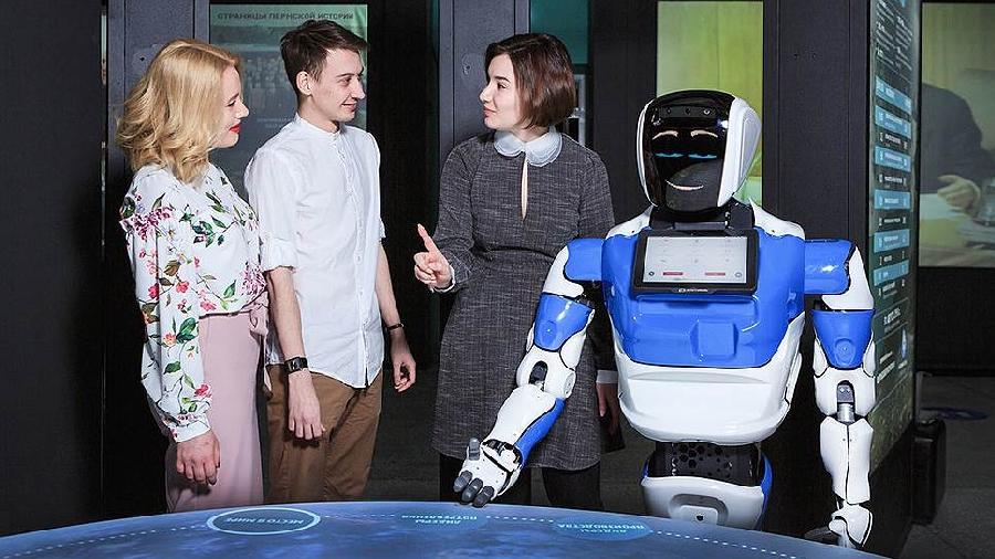 Российский Робокоп поедет служить в Казахстан.