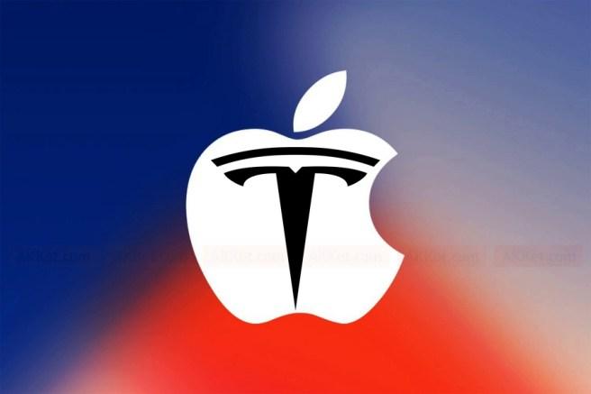 Эппл + Тесла