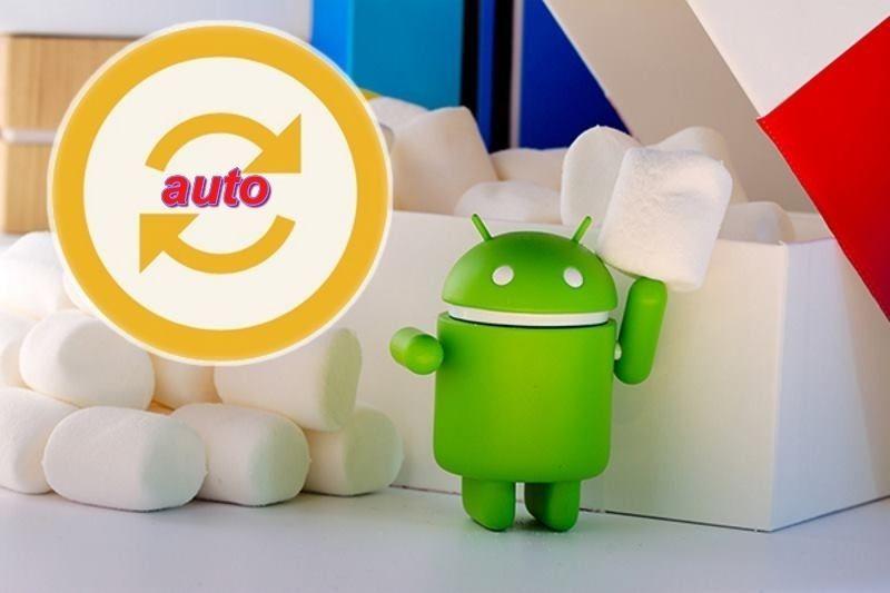 Google запускает автообновление предустановленных программ