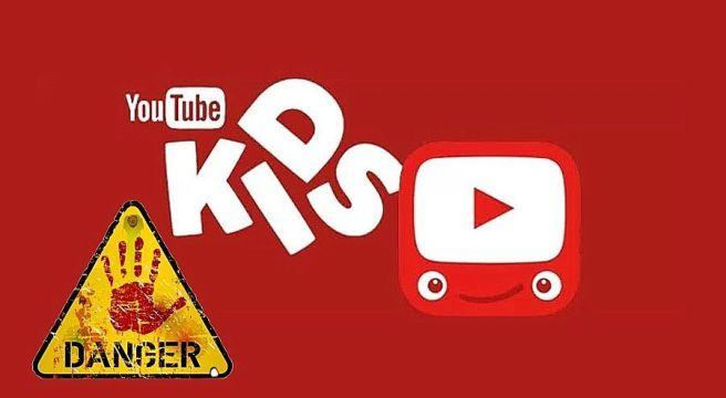 YouTube Kids опасен для детей!