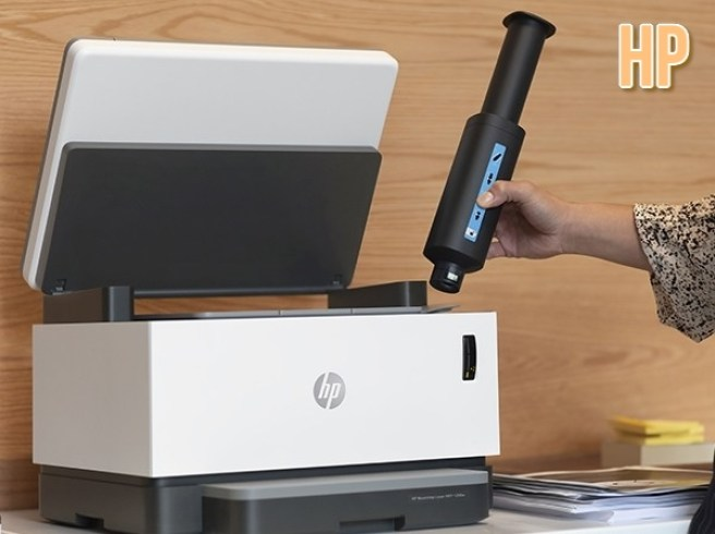 HP представила принтер без картриджа
