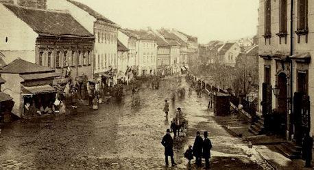 Wilno zdjęcia - Ulice Starego Wilna
