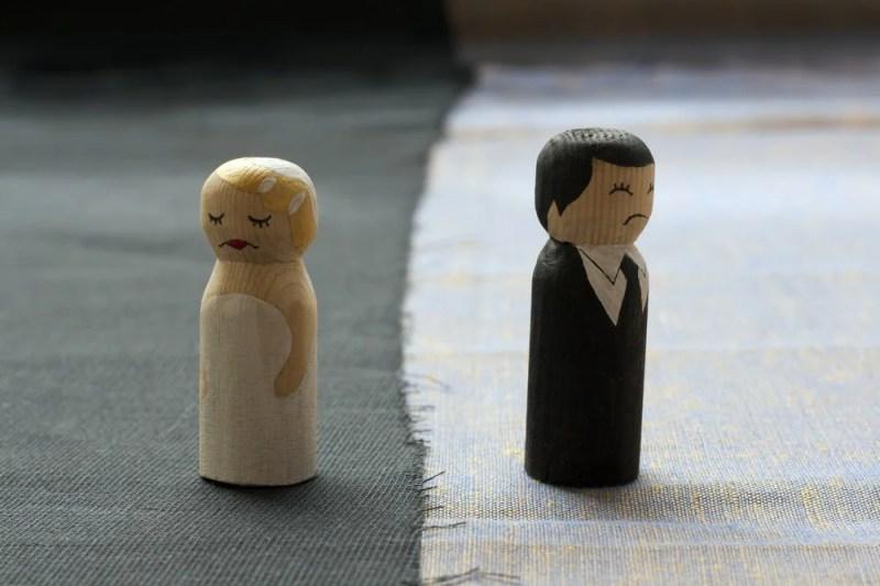 Separacja, rozwód i ich skutki prawne.. featured image