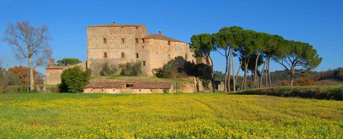 Замок Кастелло-ди-Сапия