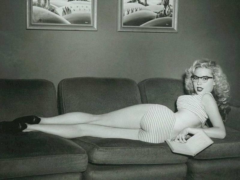 Бетти Бросмер.