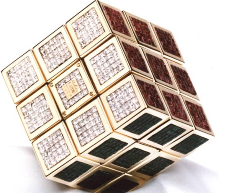 Кубик Рубик Masterpiece Cube.
