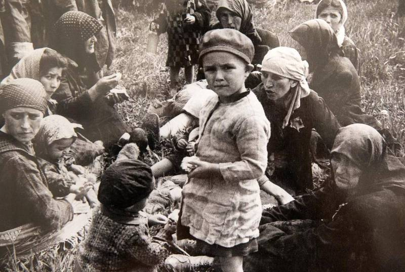 Жертвы нацизма.