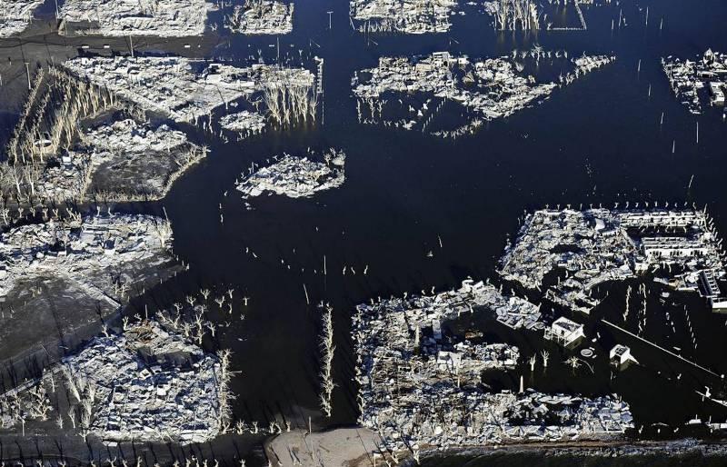 Вилья-Эпекуен. Город под водой.