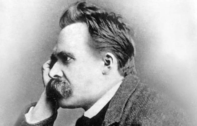 Странные привычки Фридриха Ницше