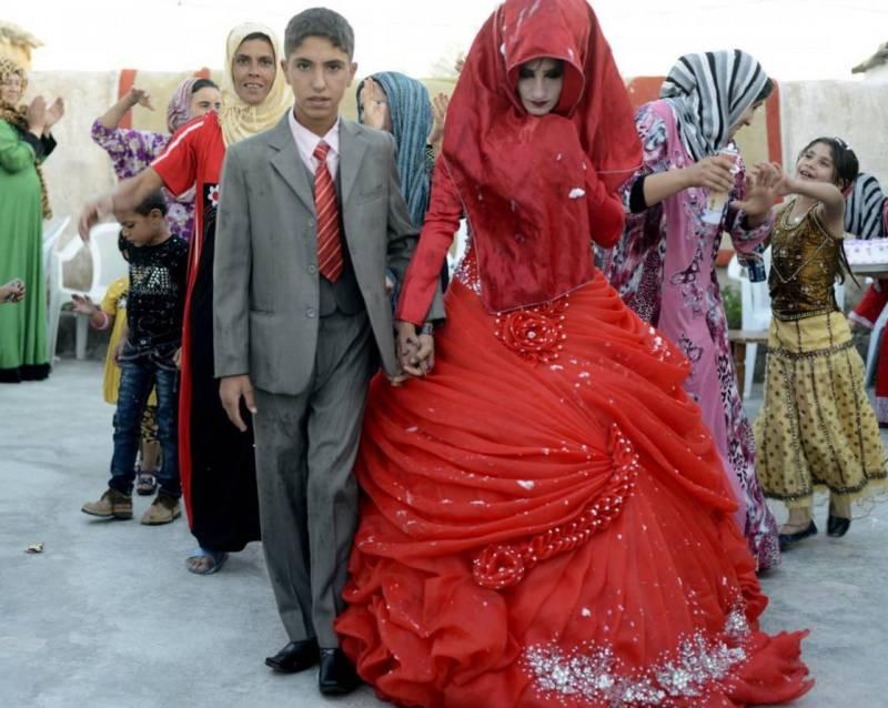 Невеста из Ирака фото