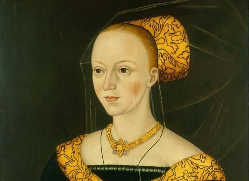 Элизабет Вудвилл королева Англии
