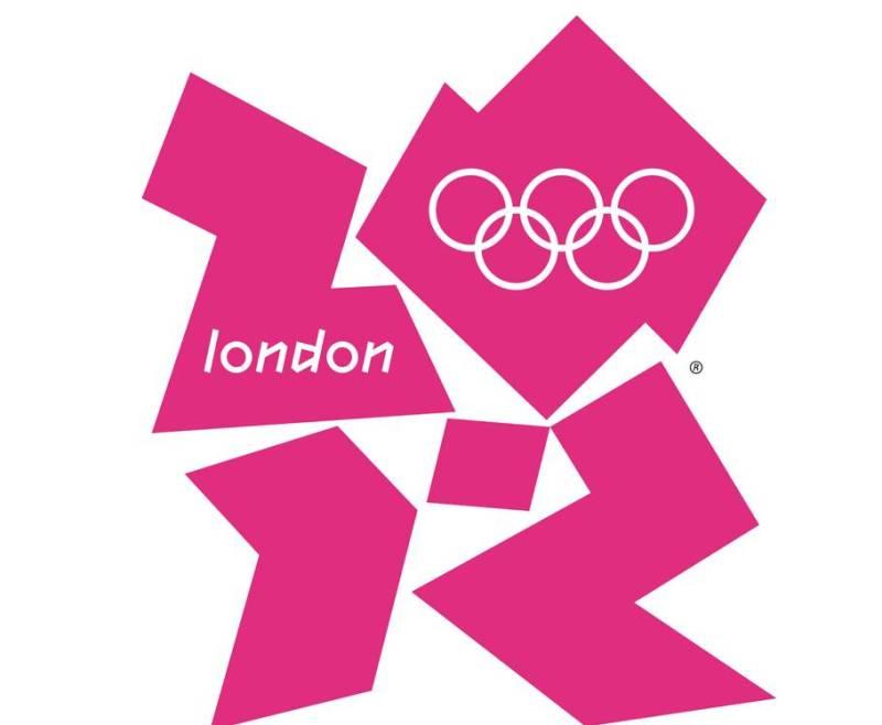 Лондон Олимпийские игры 2012 логотип