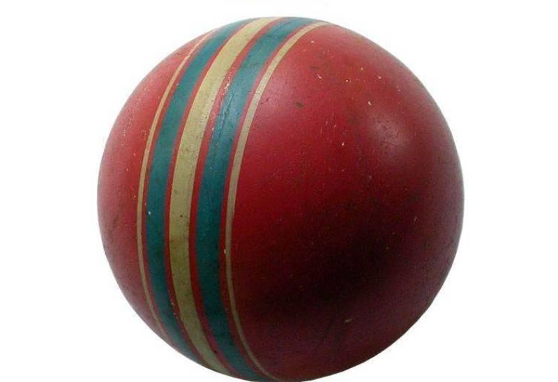Советские игрушки мяч