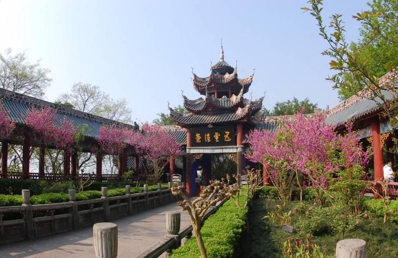 Фэнду, Китай.