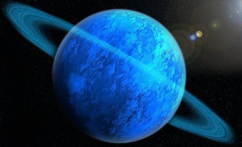 Название планеты Уран