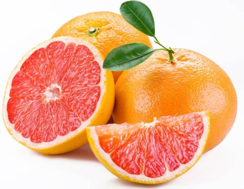 грейпфрут сжигает жир