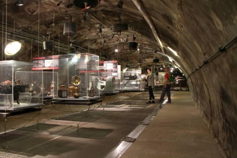 Музей канализации Парижа