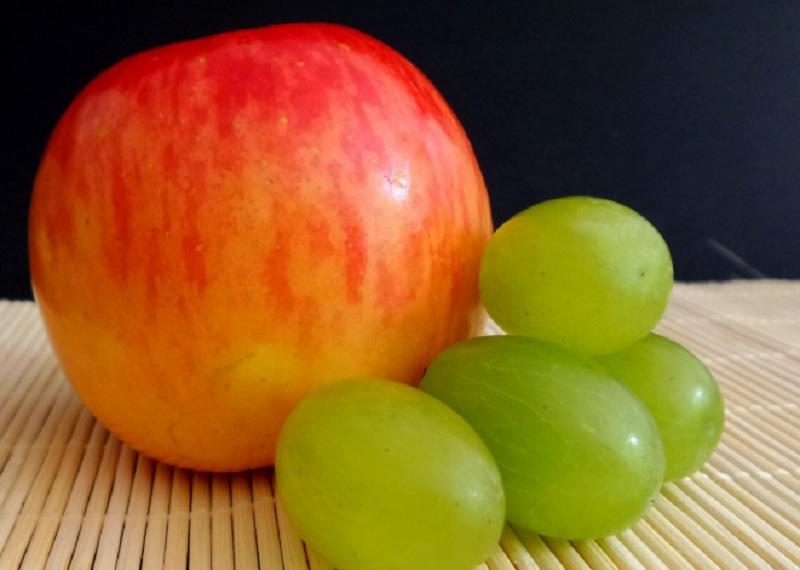Сладкий виноград или кислое яблоко? Фотоисточник
