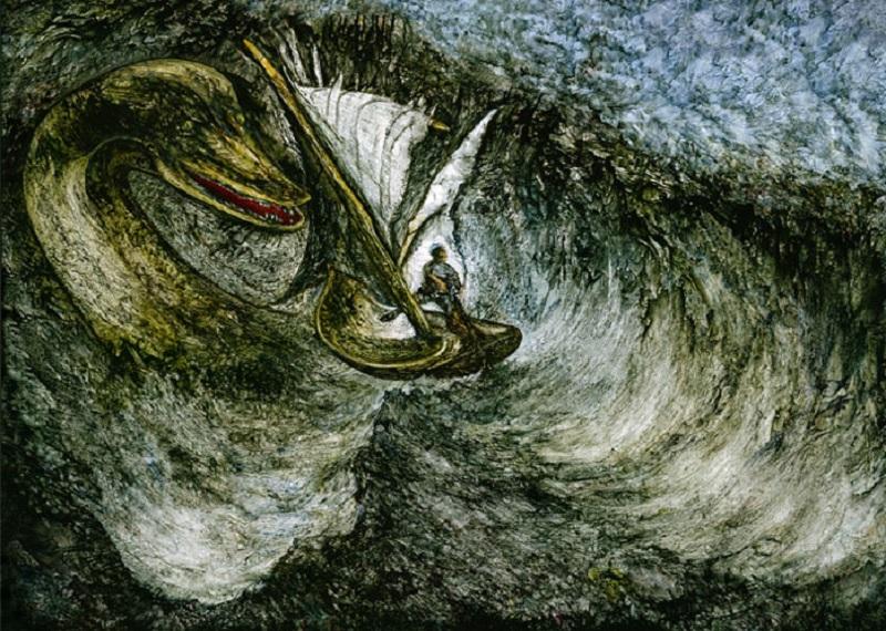 Криптозоологи настаивают на существовании Лох-Несского чудовища. Фотоисточник