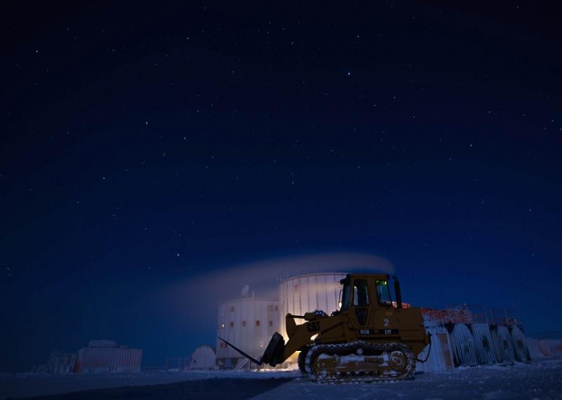 Люди в Антарктиде, ученые в Антарктиде, Конкордия, Антарктида
