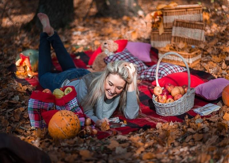 Осенняя фотосессия идеи, фото осенью, фотосессия осенью, фотосессия осень, идеи для фотосессии осенью, пикник фото