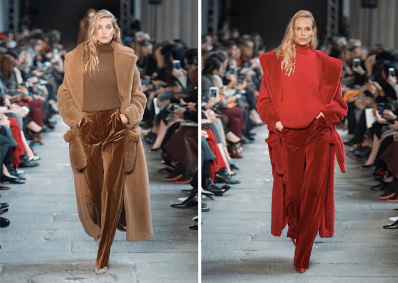 шуба искусственный мех, мода 2019