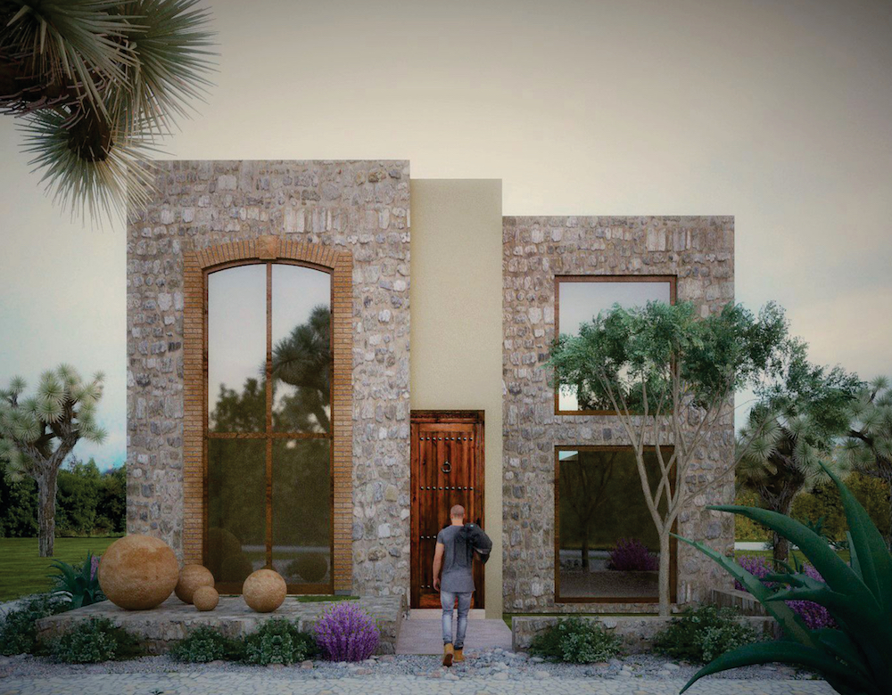 build this home anywhere in Pozos