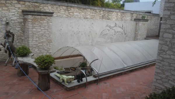 greenhouse in pozos