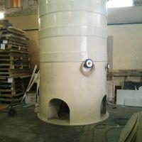 емкость 10м3, полипропилен