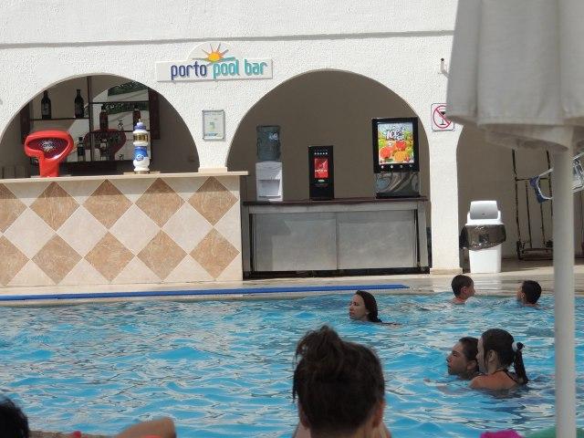Бар у бассейна Porto Azzurro Club Bella Mare 4*